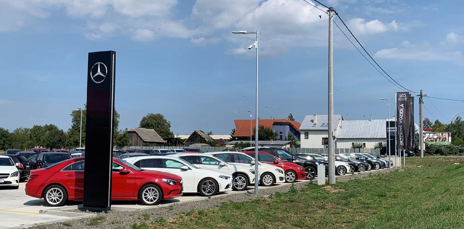 Mercedes-Benz, Močarianska