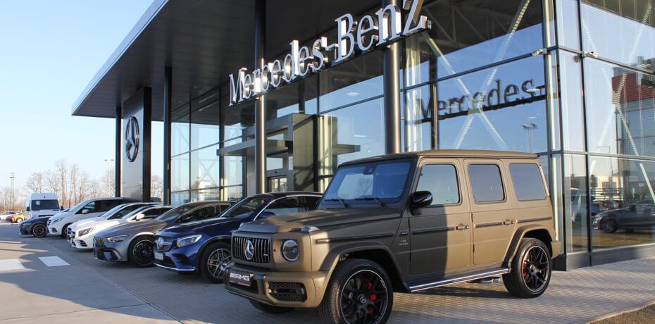 Mercedes-Benz, Galantská cesta