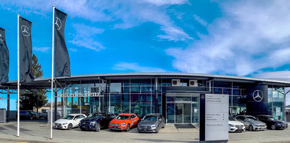 Mercedes-Benz, Partizánska