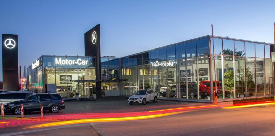 Mercedes-Benz, Nitrianska cesta