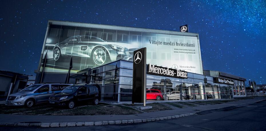 Mercedes-Benz, Petrovanská