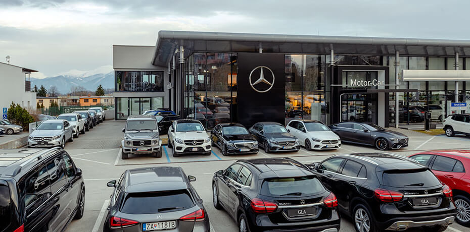 Mercedes-Benz, Rosinská cesta