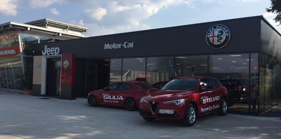 Alfa Romeo, Stráž