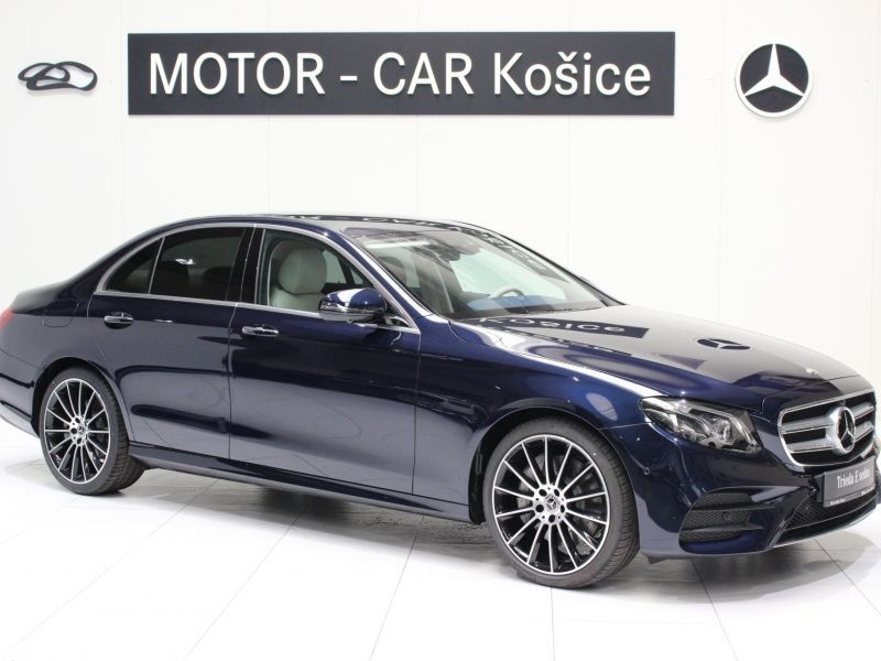 mercedes-benz e 400 d 4matic sedan