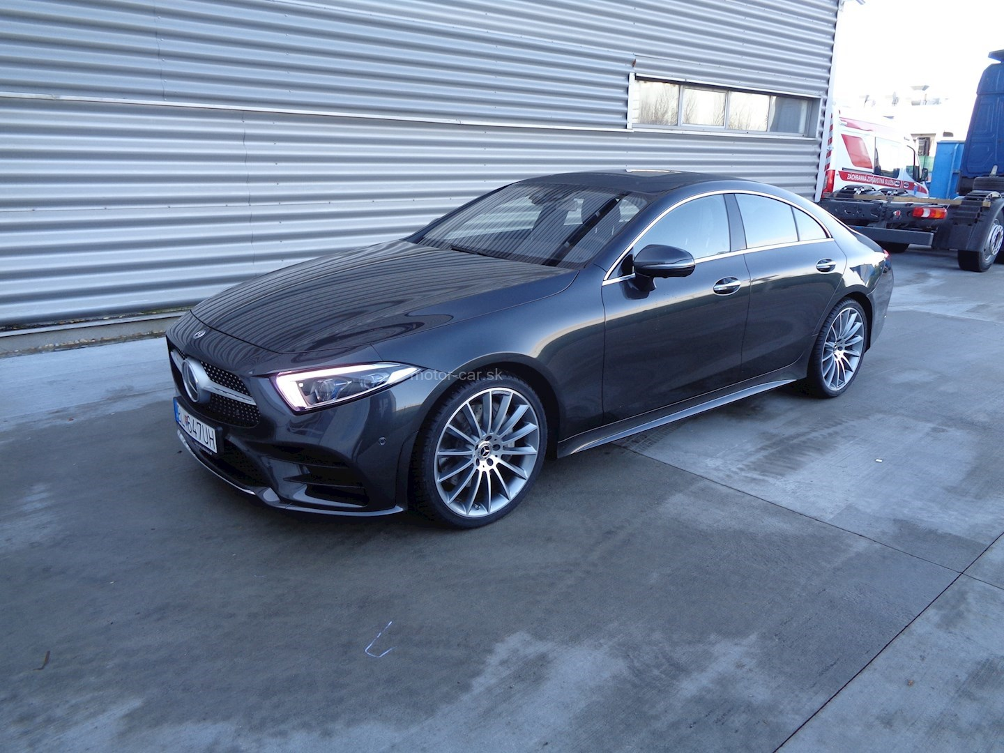 mercedes-benz cls 450 4matic