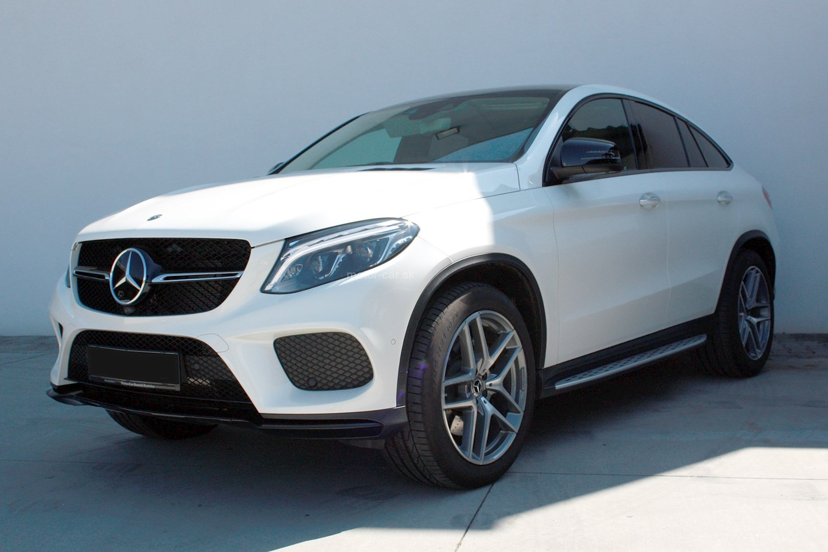 mercedes-benz gle 400 4matic kupé
