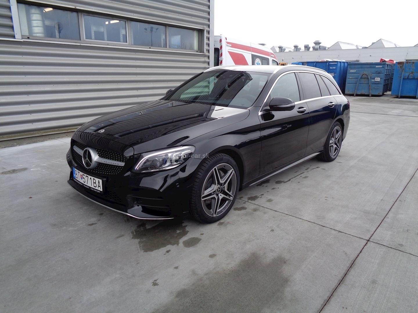 mercedes-benz c 220 d 4matic kombi