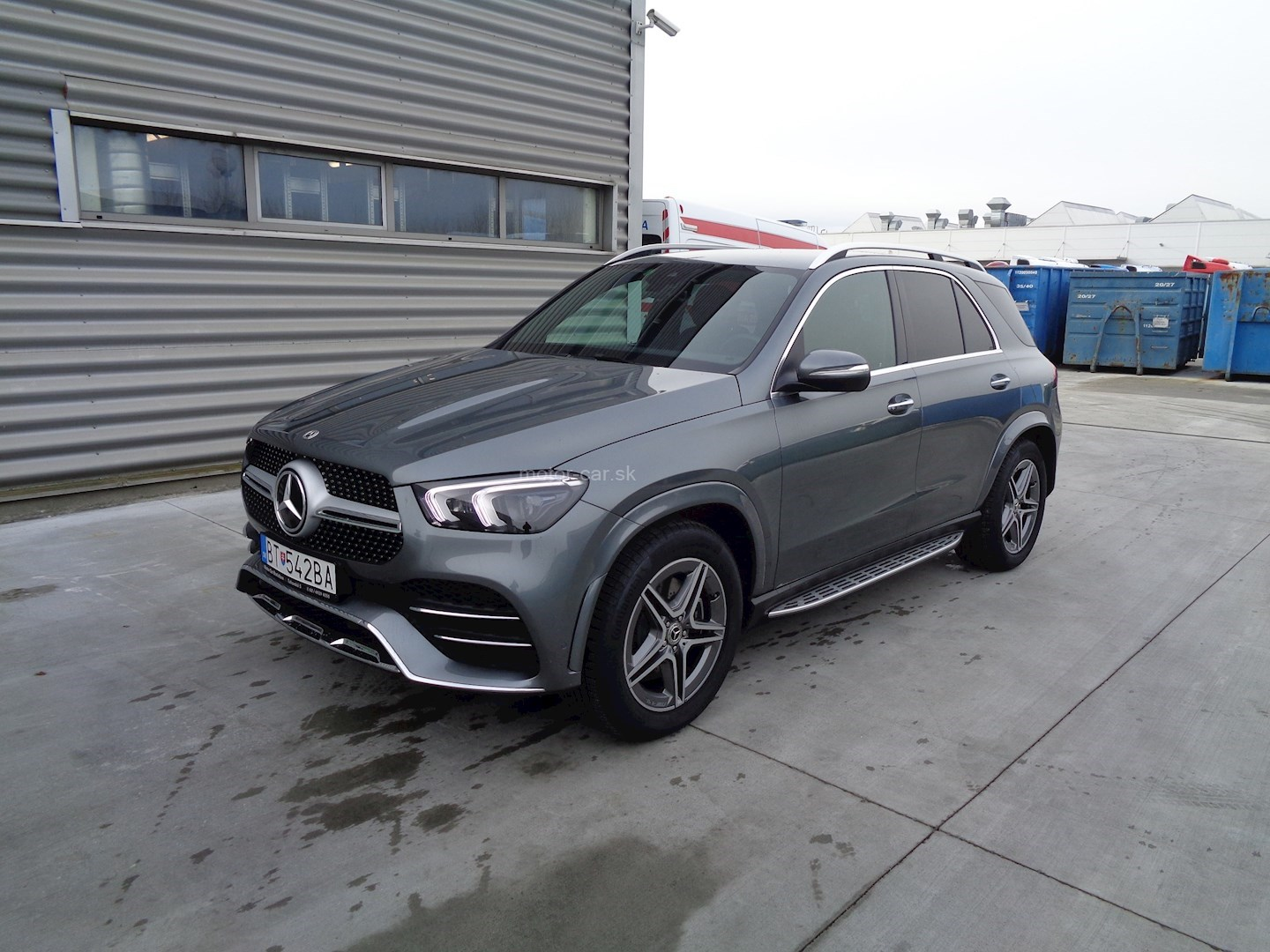 mercedes-benz gle 300 d 4matic