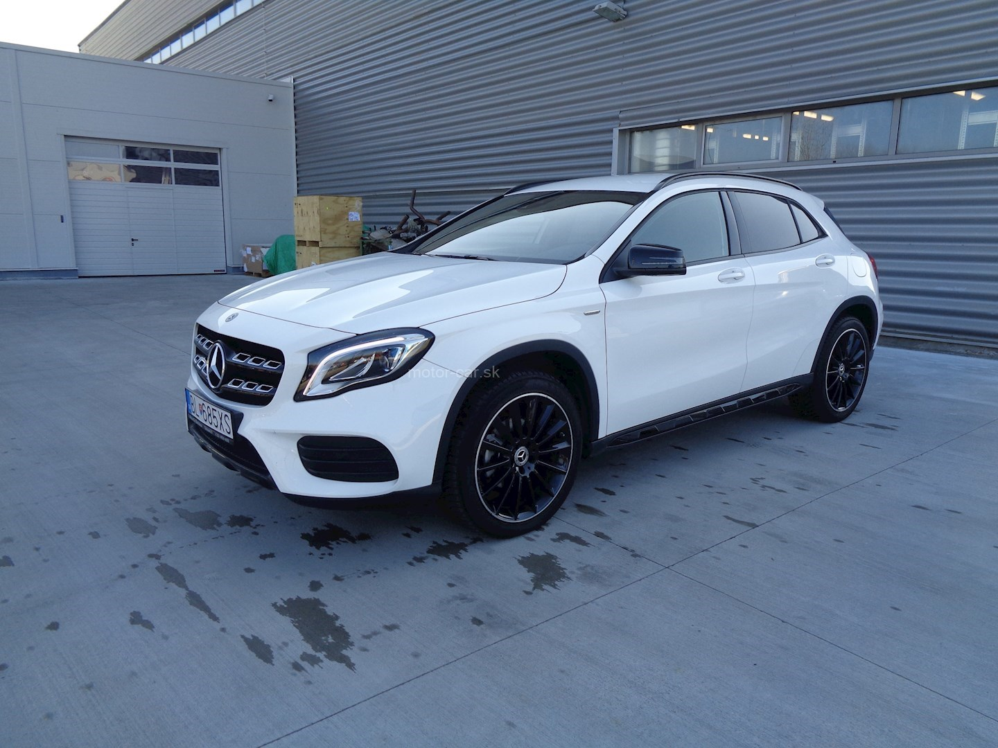 mercedes-benz gla 200 d 4matic