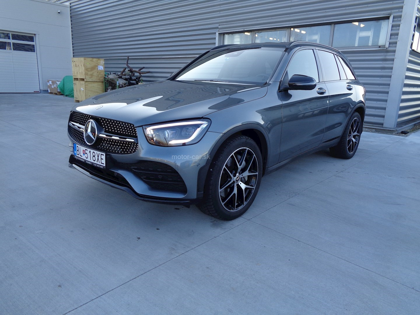 mercedes-benz glc 300 d 4matic