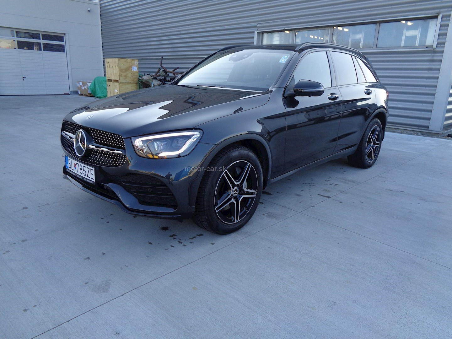 mercedes-benz glc 400 d 4matic