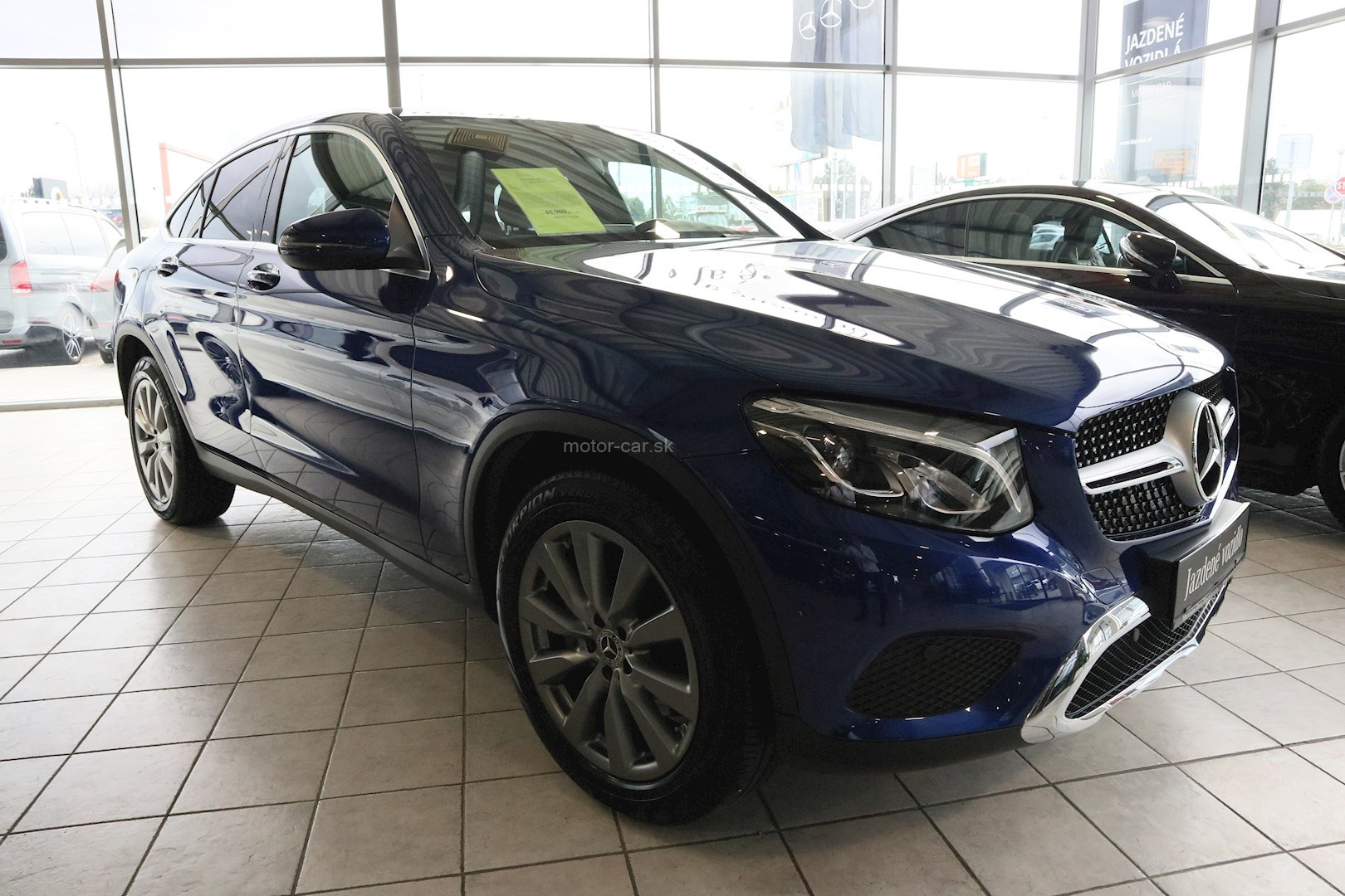 mercedes-benz glc 250 d 4matic kupé