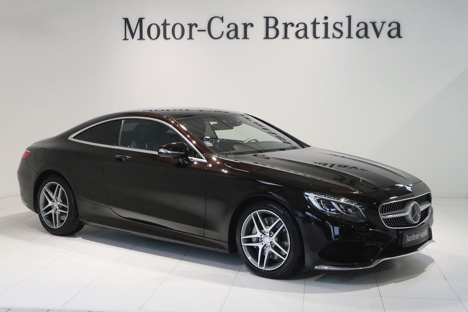 mercedes-benz s 500 4matic kupé