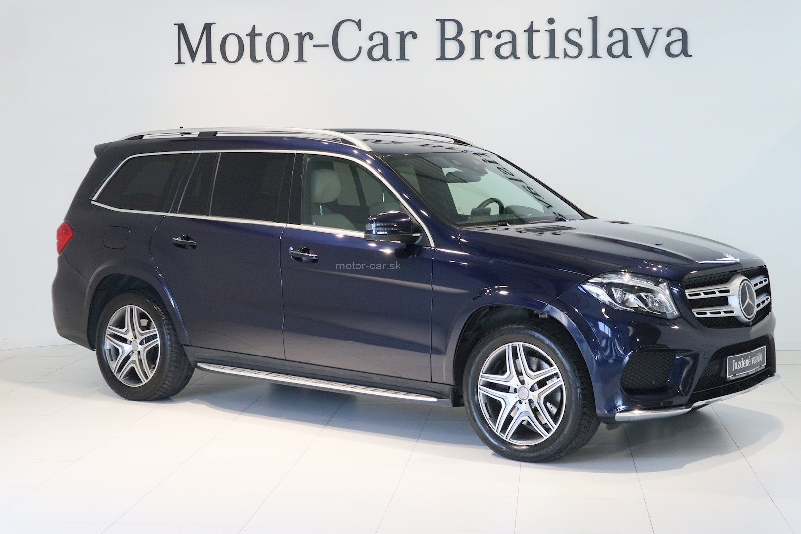 mercedes-benz gls 350 d 4matic