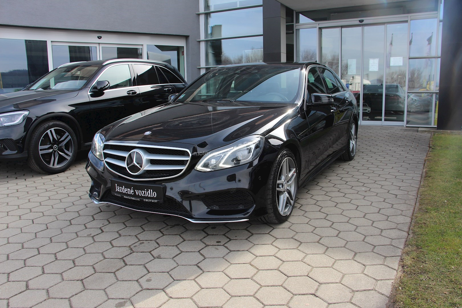 mercedes-benz e 350  bluetec 4matic