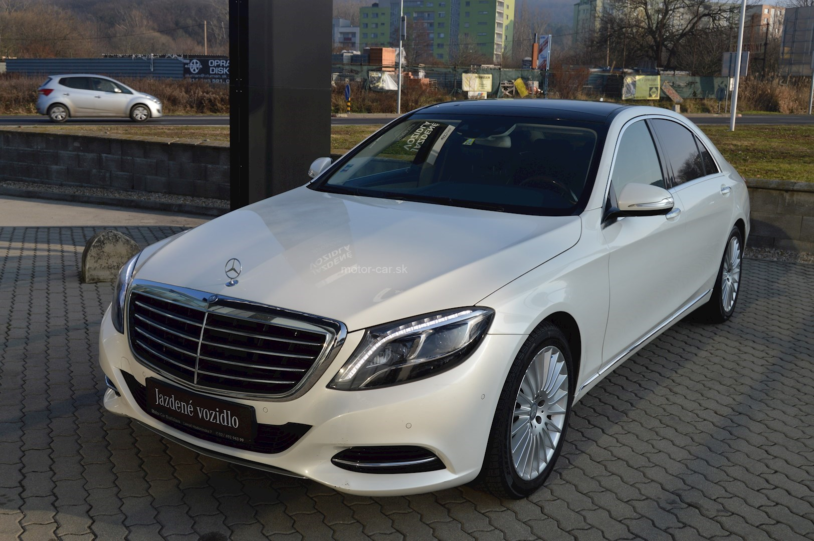 mercedes-benz s 350 bluetec 4matic dlhá ver.