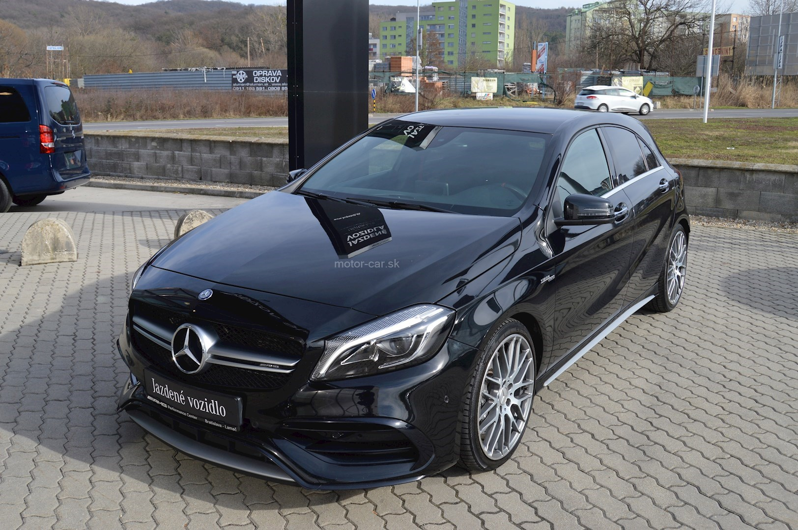 mercedes-benz mercedes-amg a 45 4matic sedan