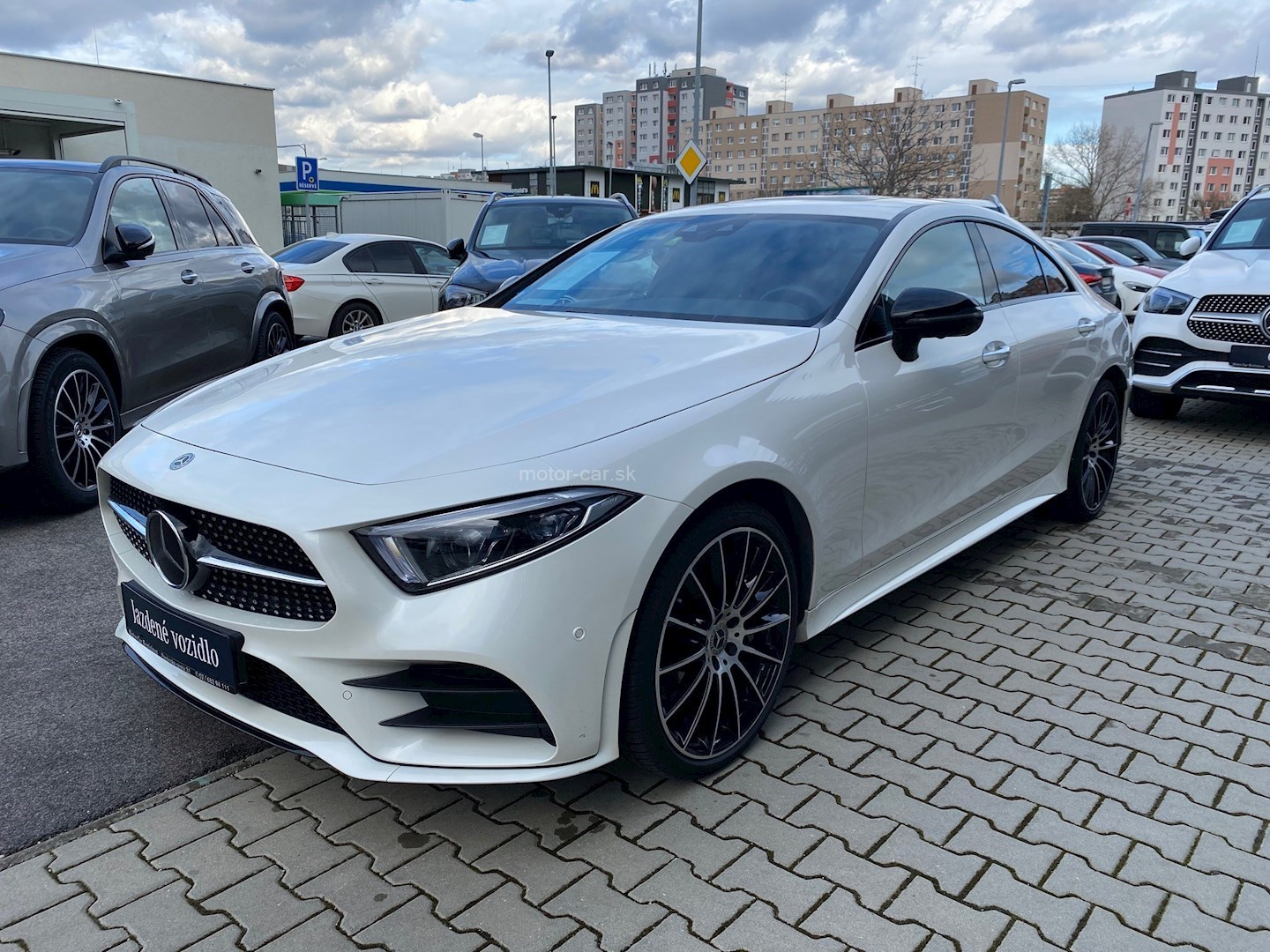 mercedes-benz cls 400 d 4matic