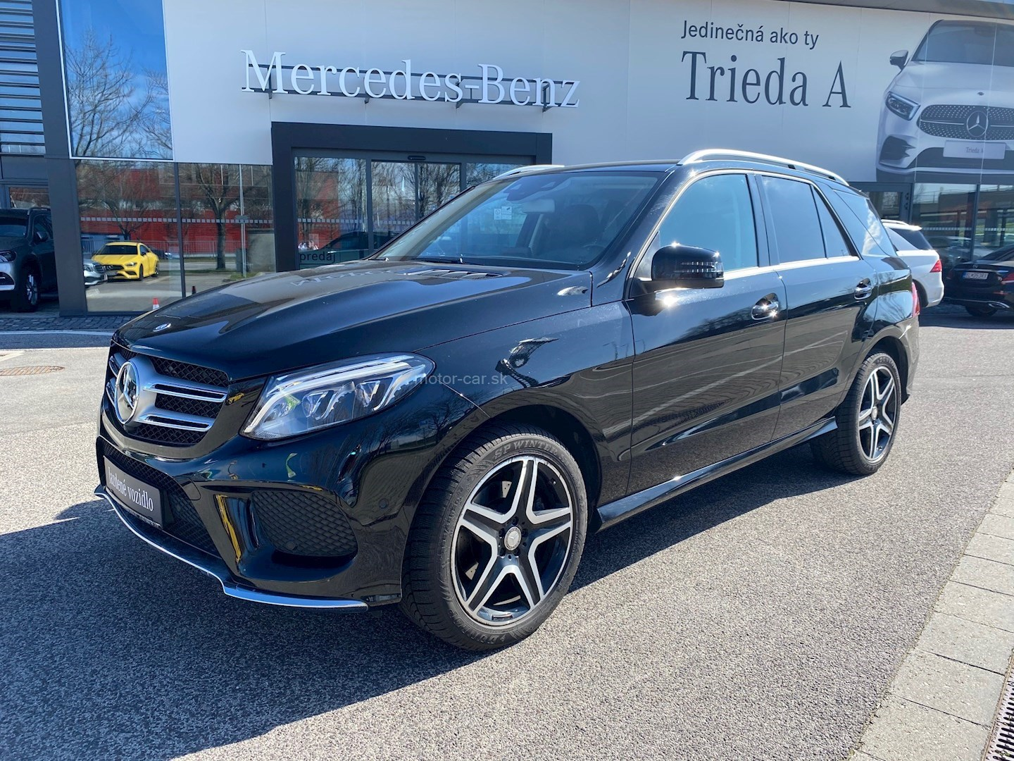 mercedes-benz ml/gle 350 bt/d 4m