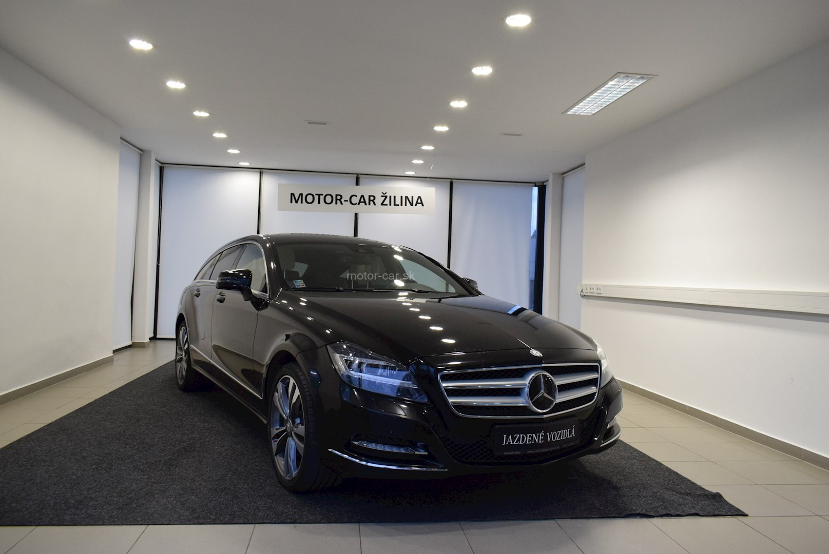 CLS 350 CDI 4MATIC Shooting Brake