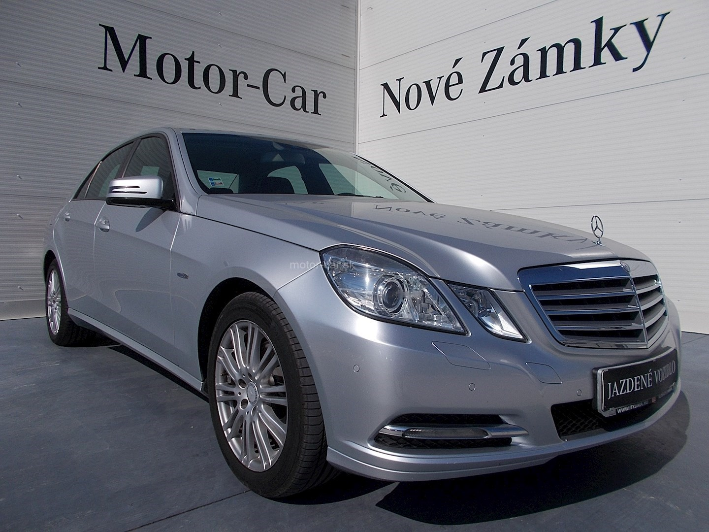 mercedes-benz e 250 cdi 4matic blueefficiency