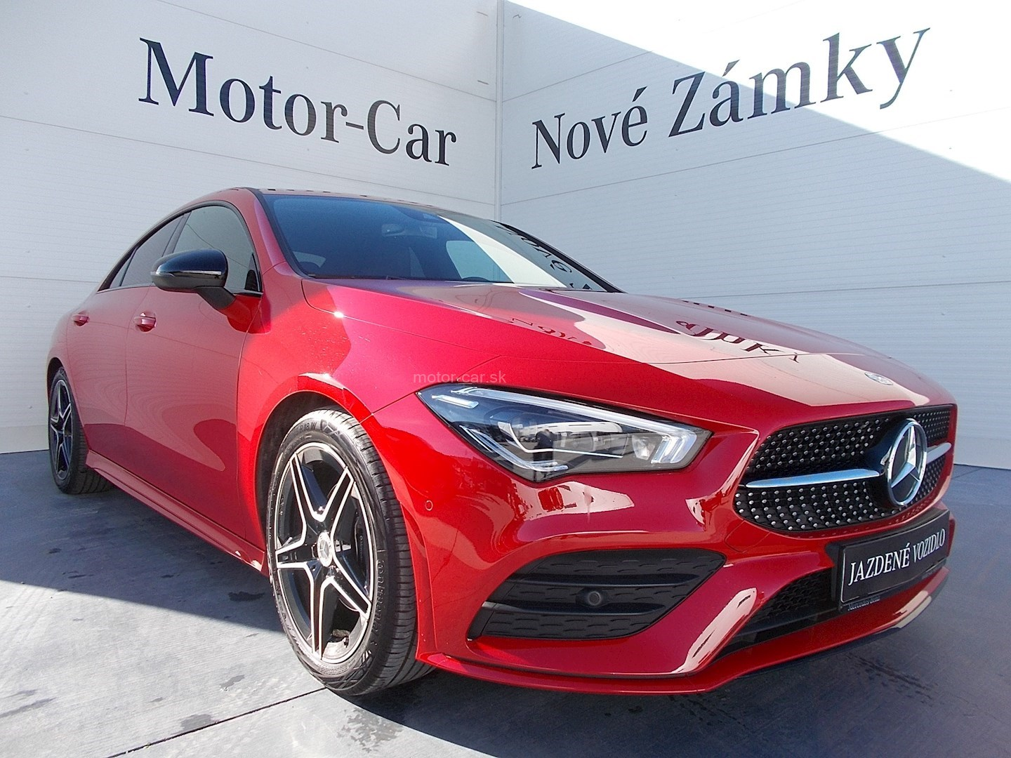 mercedes-benz cla 180 d kupé amg styling