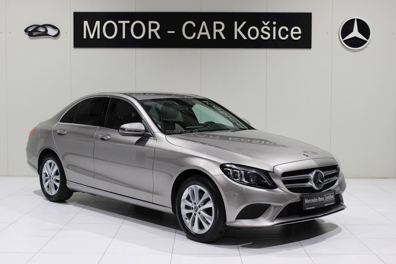 mercedes-benz c 220 d 4matic sedan