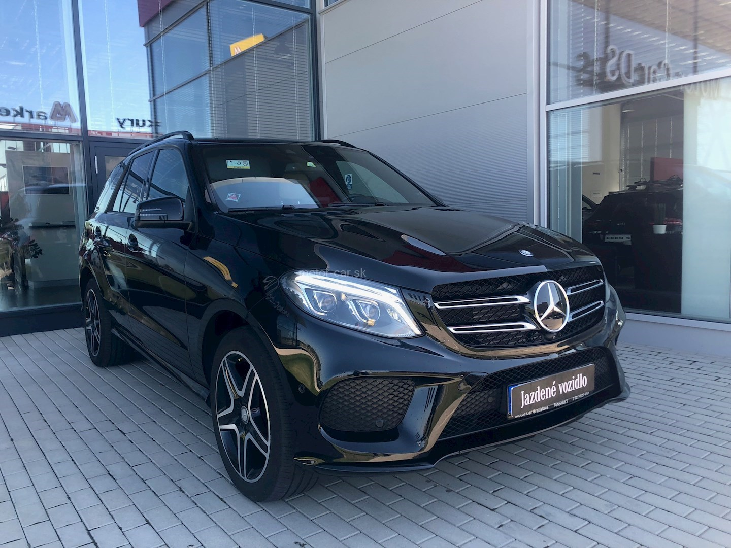 mercedes-benz gle 350 d 4matic