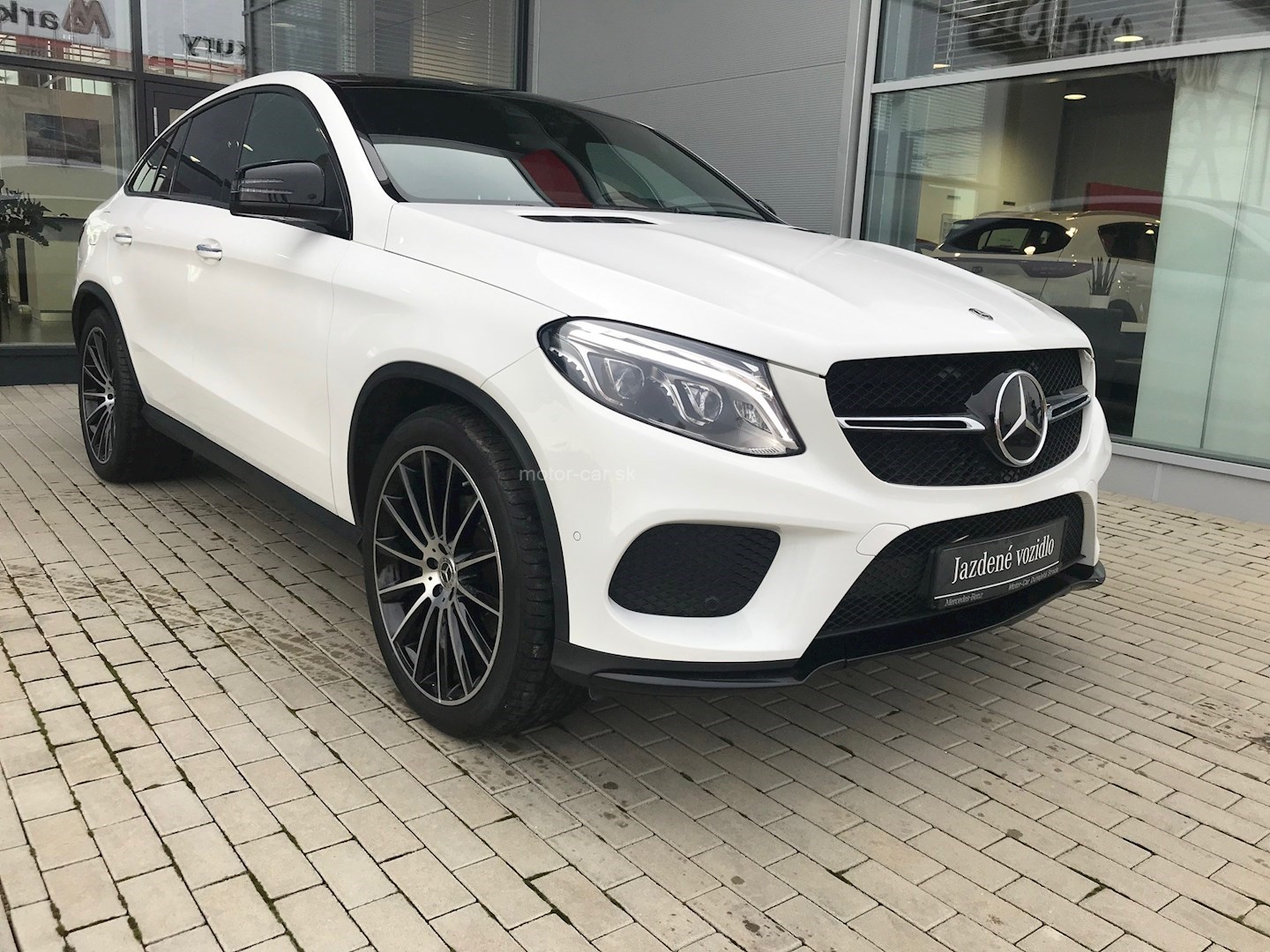 mercedes-benz gle 350 d 4matic kupé