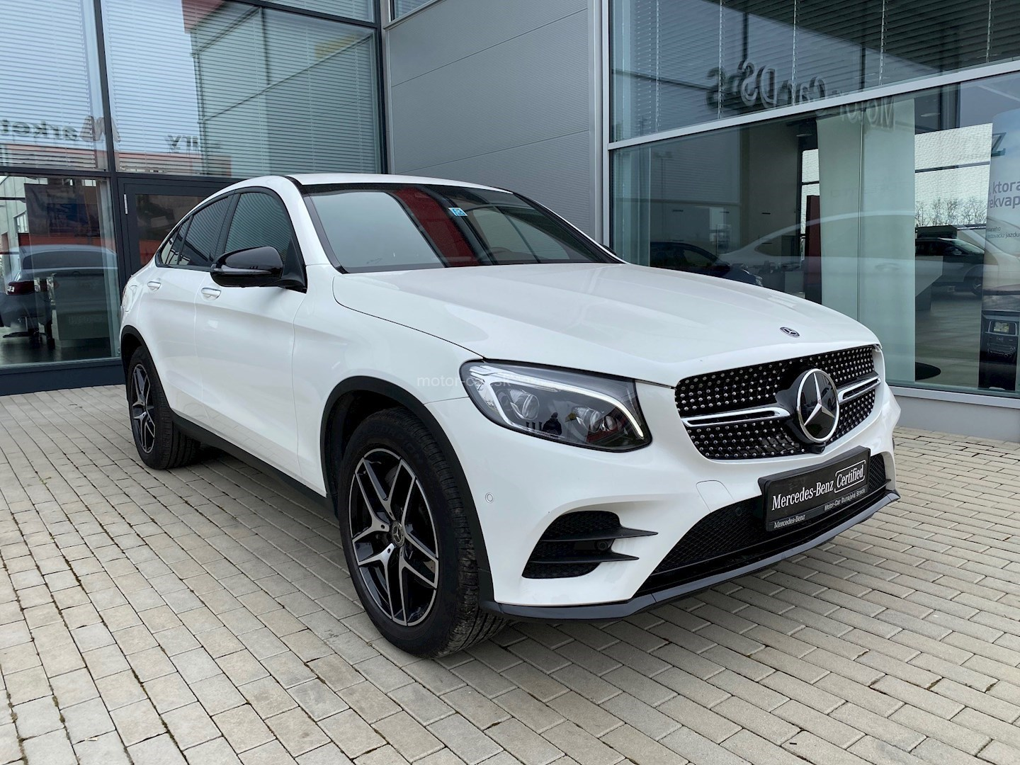 mercedes-benz glc 250d kupé