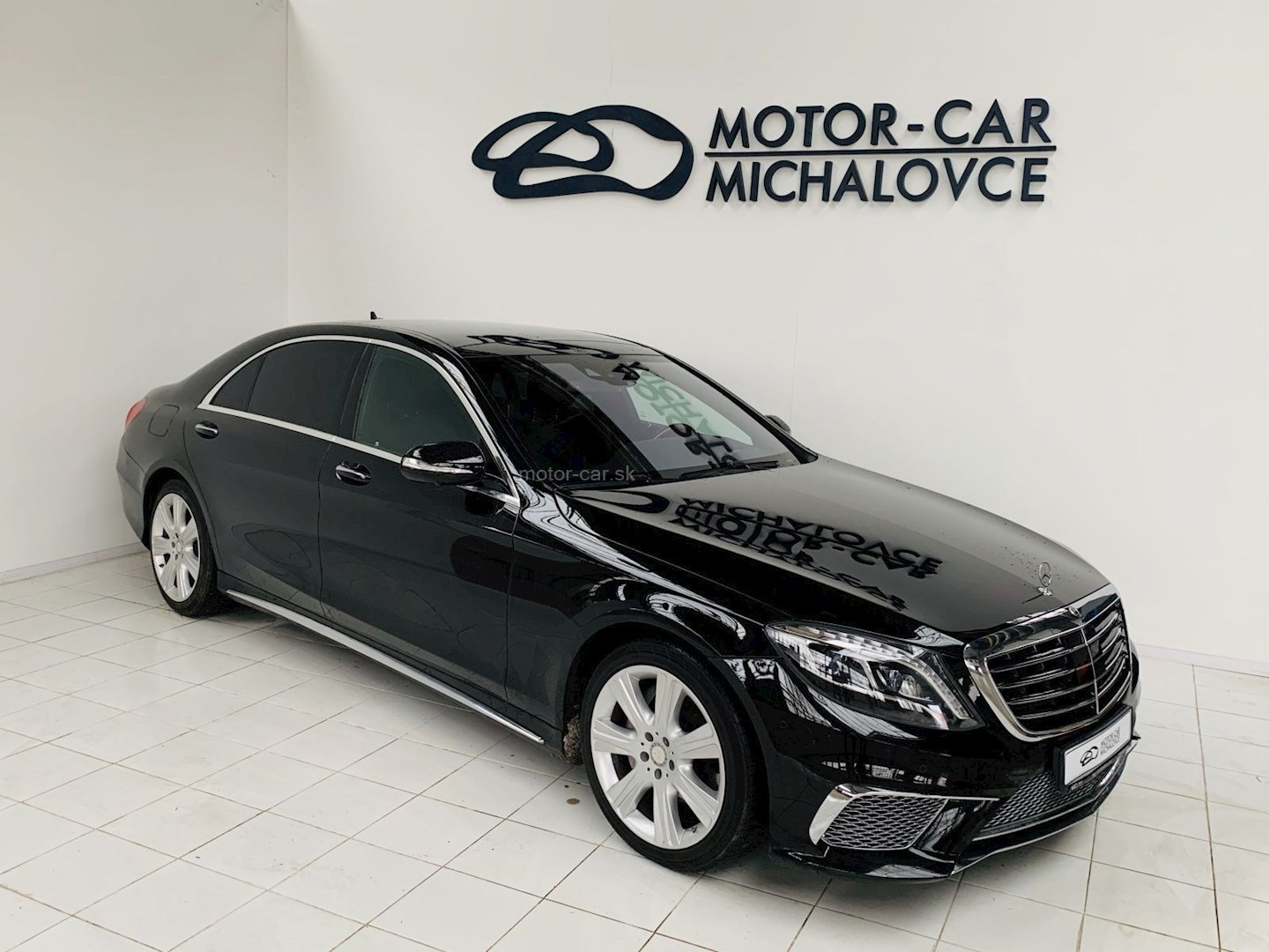 mercedes-benz s 350d 4matic l